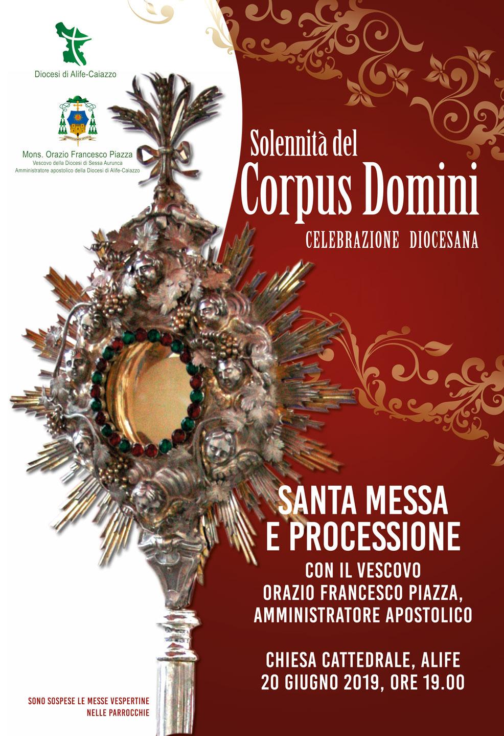 Corpus Domini 2019